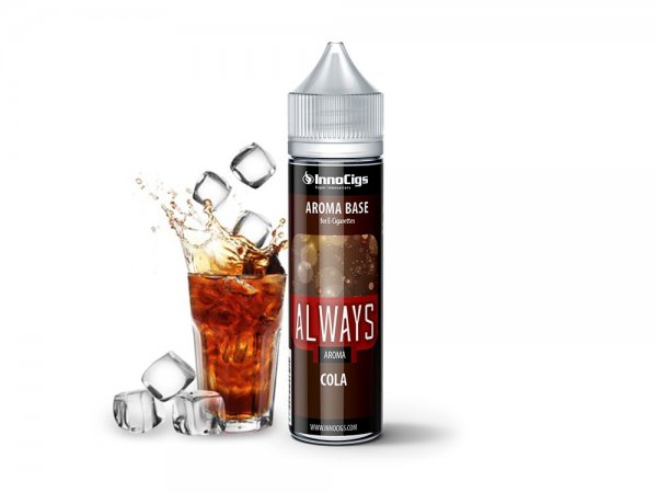 InnoCigs - Always - 0mg/ml 50ml